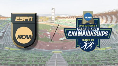 To share: https://bit.ly/3zcgV8p  June 8, 2021  NCAA Outdoors Set for Hayward Magic and Championship Moments Across ESPN Networks
