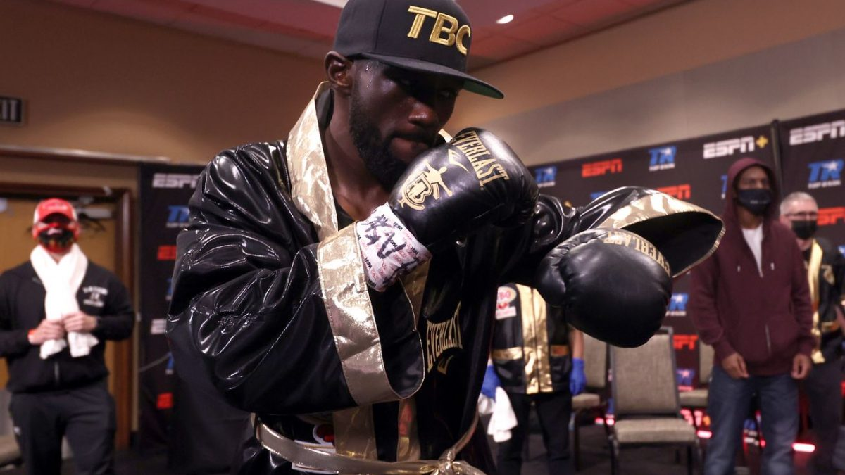 """Crawford on Porter WBO order: """"I've been begging for a real challenge for years"""""""