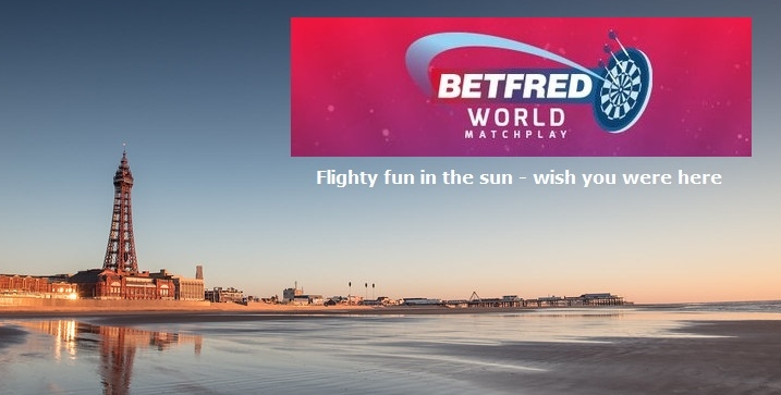 Wide-open World Matchplay reaches the quarters