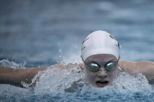 Tess Howley, Claire Weinstein Win 2 Events Each on Day 3 of TYR Senior Mets
